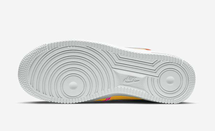 Nike Air Force 1 07 LX Laser Orange CK6572-800 Release Date Info