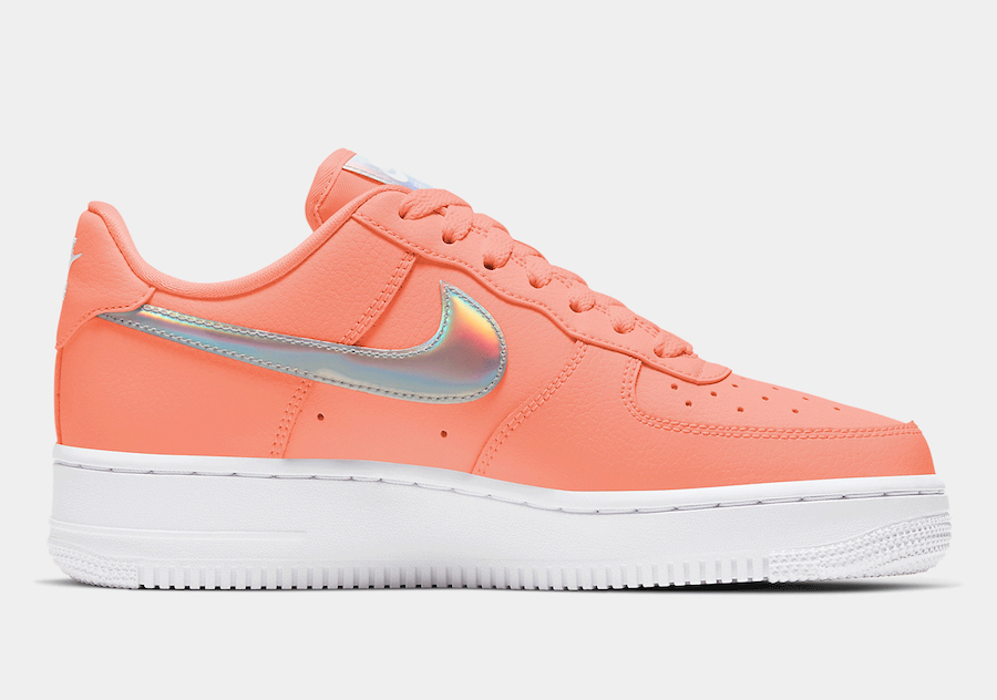 Nike Air Force 1 Low Atomic Pink CJ1646-601 Release Date Info