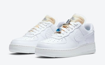 Nike Air Force 1 Low Bling CZ8101-100 Release Date Info