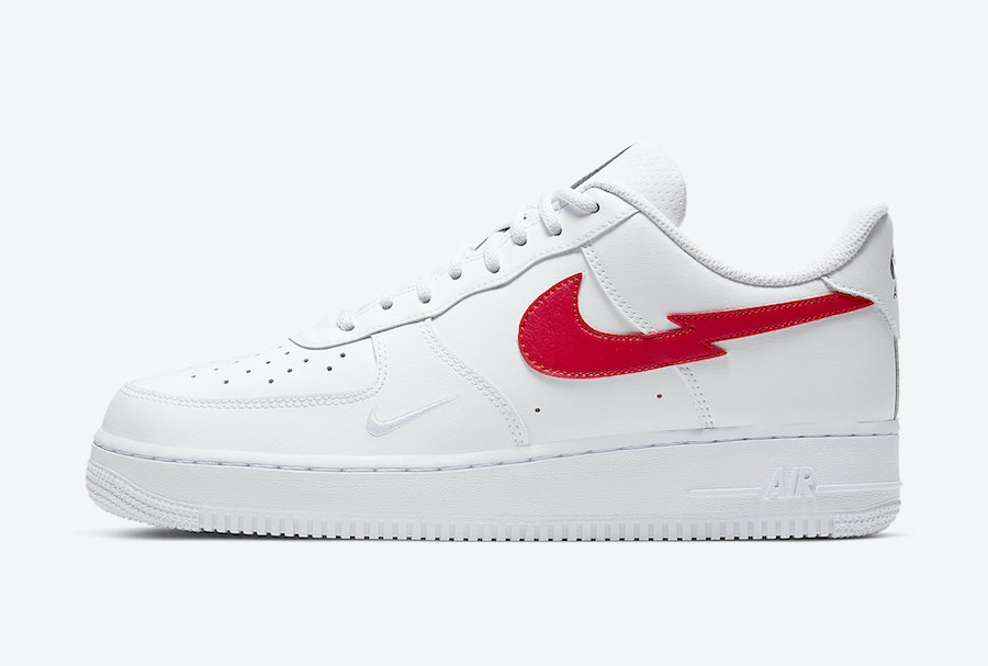 Date de sortie de la Nike Air Force 1 Low Euro Tour CW7577-100