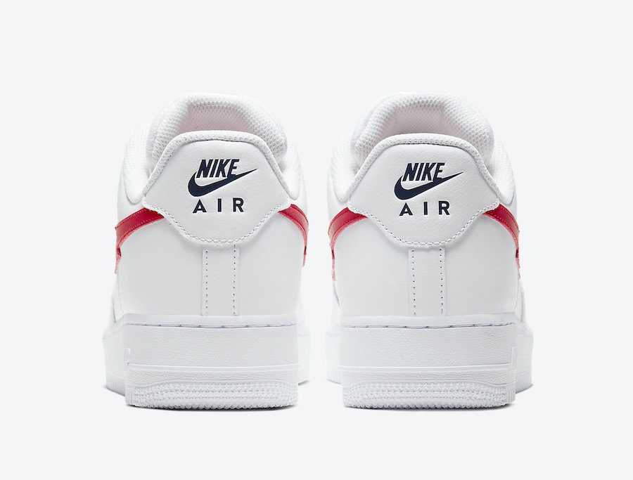 Nike Air Force 1 Low Euro Tour CW7577-100 Release Date Info