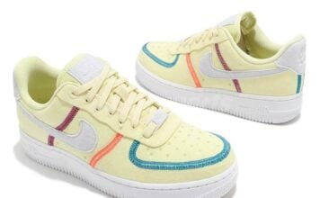 Nike Air Force 1 Low Life Lime CK6572-700 Release Date Info