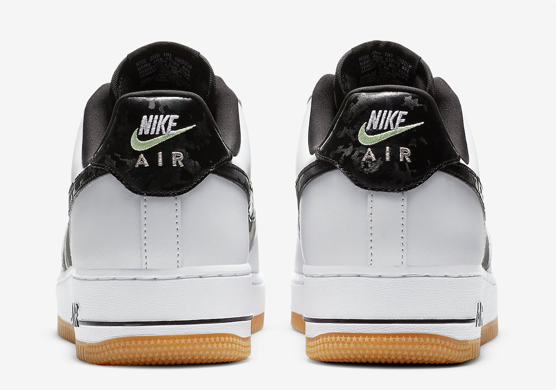 Nike Air Force 1 Low White Camo CZ7891-100 Release Date Info