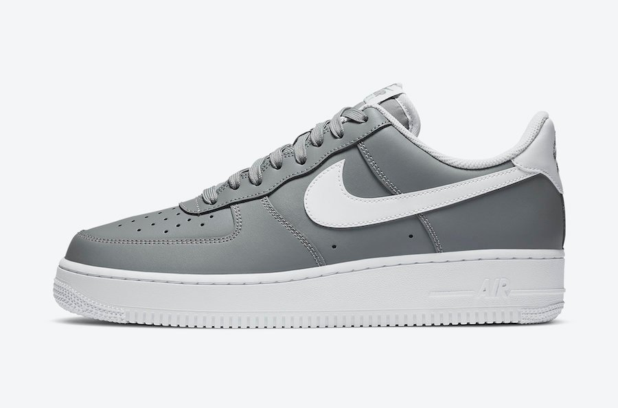 Nike Air Force 1 Low Wolf Grey CK7803-001 Release Date Info