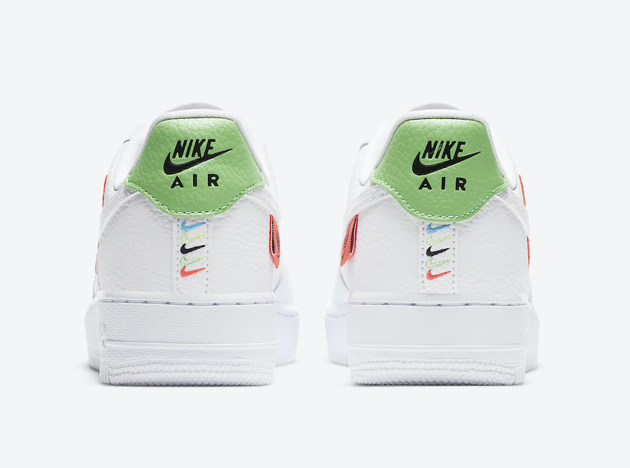 Nike Air Force 1 Low Worldwide CT1414-100 Release Date Info