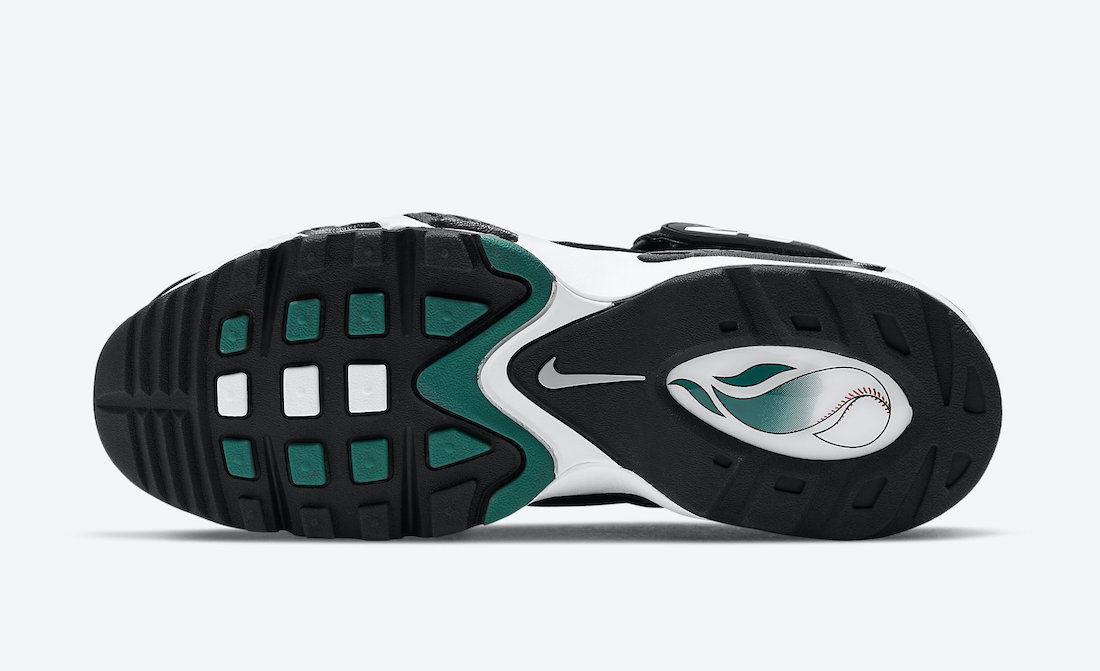Nike Air Griffey Max 1 Freshwater DD8558-100 Release Date