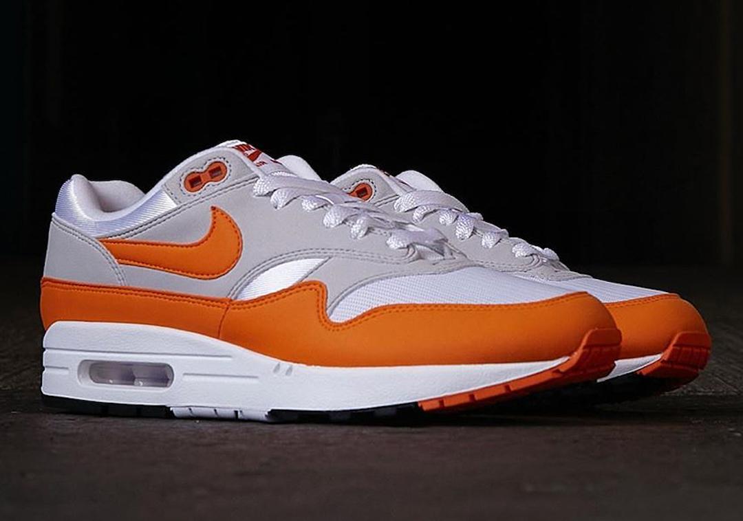 Nike Air Max 1 Anniversary Magma Orange Release Date Info