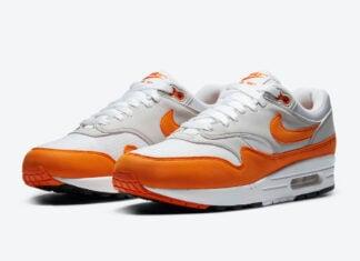 Nike Air Max 1 Magma Orange DC1454-101 Release Date