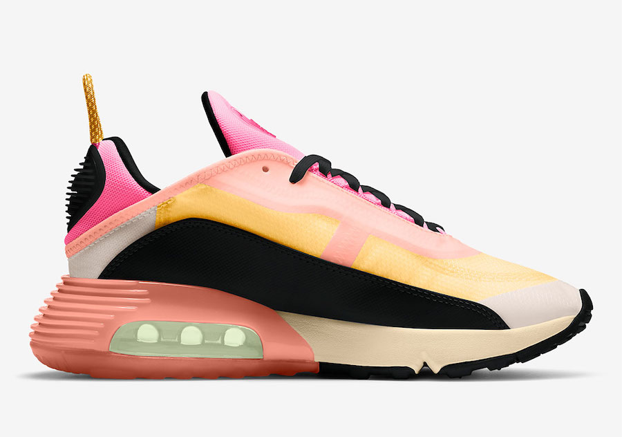 Nike Air Max 2090 Barely Volt Neon Highlighter CT1290-700 Release Date Info