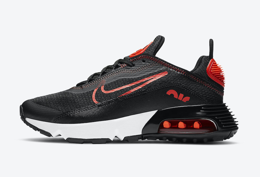 Nike Air Max 2090 Black Chile Red CJ4066-004 Release Date Info