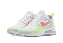 Nike Air Max 270 React Flash Crimson Cucumber DB5927-161 Release Date Info