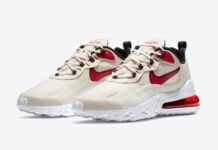 Nike Air Max 270 React Light Orewood Brown CT1280-102 Release Date Info