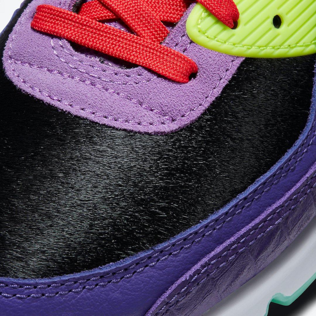 Nike Air Max 90 Air Yeezy 2 Cheetah CZ5588-001 Release Date Info