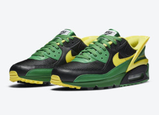 Nike Air Max 90 FlyEase Oregon Ducks CZ4270-001 Release Date Info