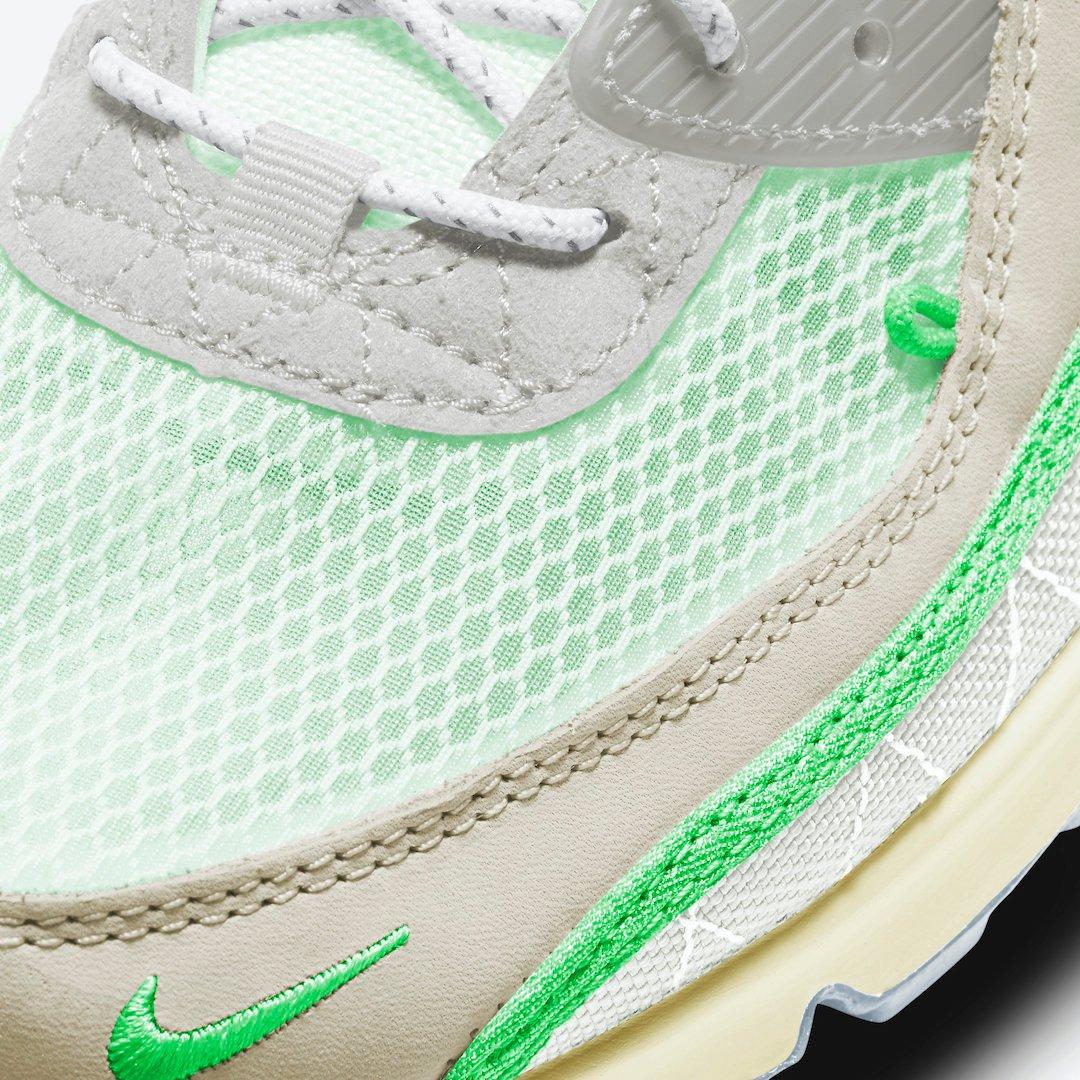 Nike Air Max 90 Light Bone White Platinum Tint CZ9078-010 Release Date Info