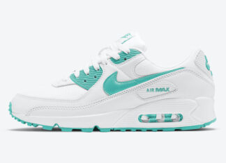Nike Air Max 90 Persian Green CT1028-102 Release Date Info