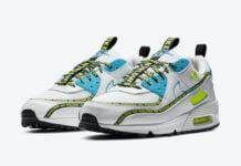 Nike Air Max 90 SE Worldwide CZ6419-100 Release Date Info