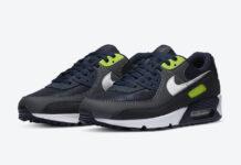 Nike Air Max 90 Seahawks DA1505-400 Release Date Info