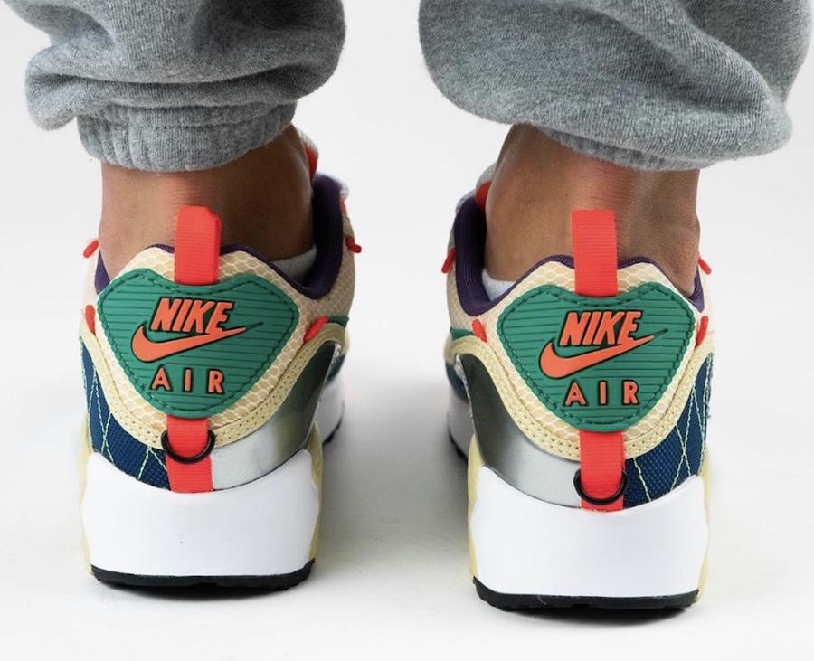 Nike Air Max 90 Trail Multi CZ9078-784 Release Date Info
