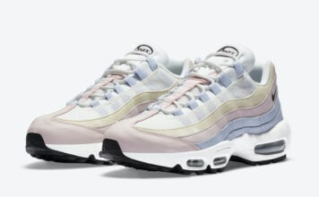 Nike Air Max 95 Barely Rose CZ5659-001 Release Date Info