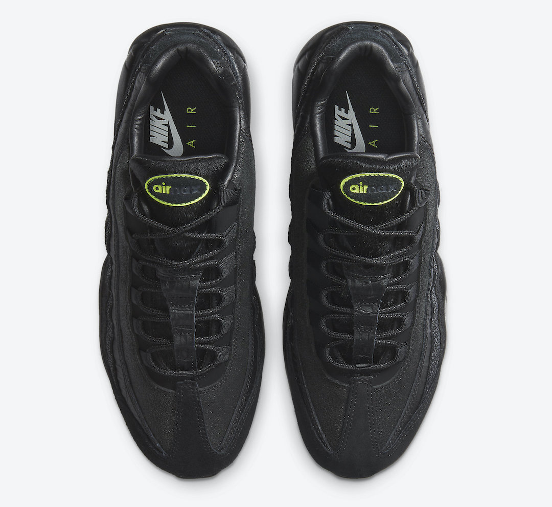 Nike Air Max 95 Black Exotic Print CZ7911-001 Release Date Info