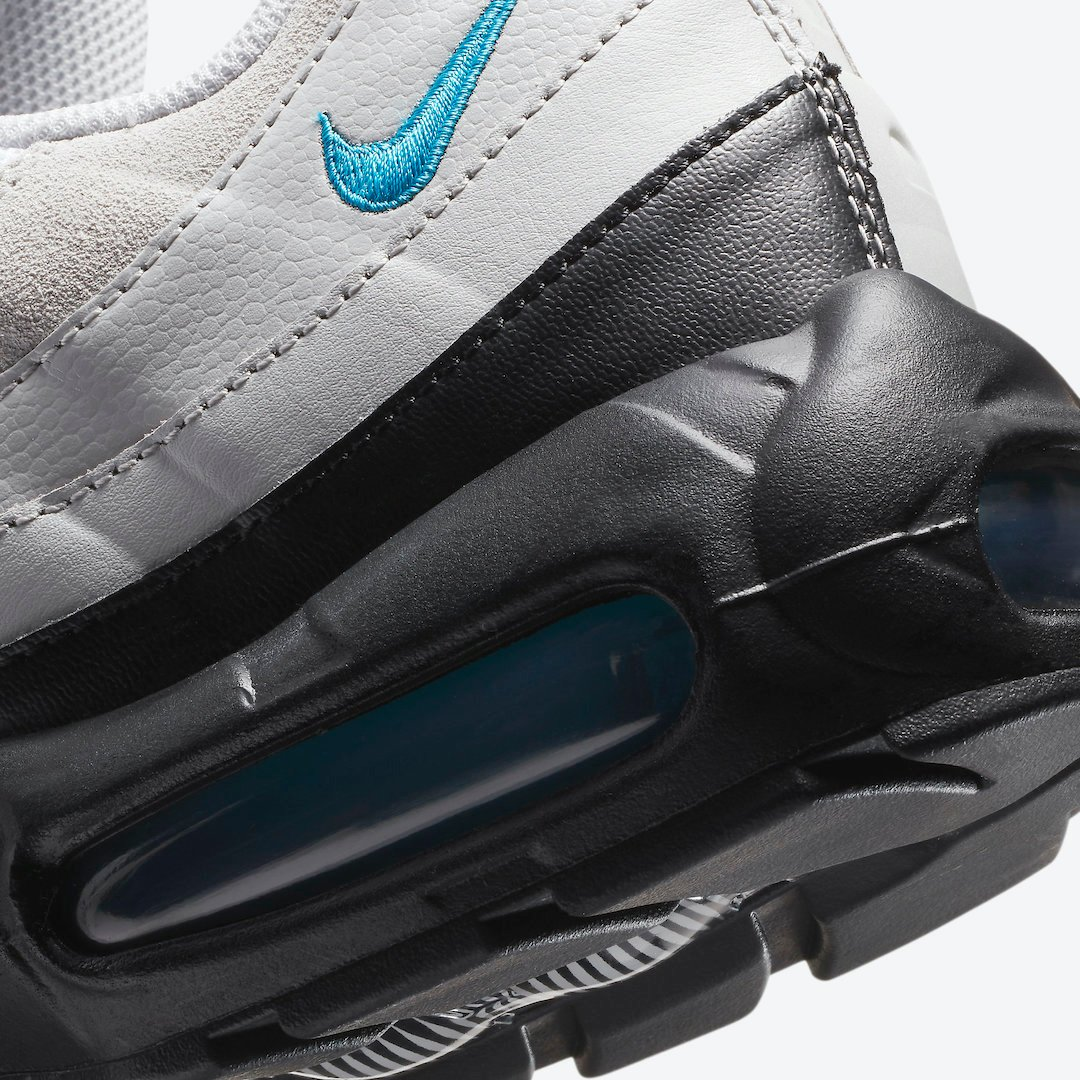 Nike Air Max 95 Laser Blue CZ8684-001 Release