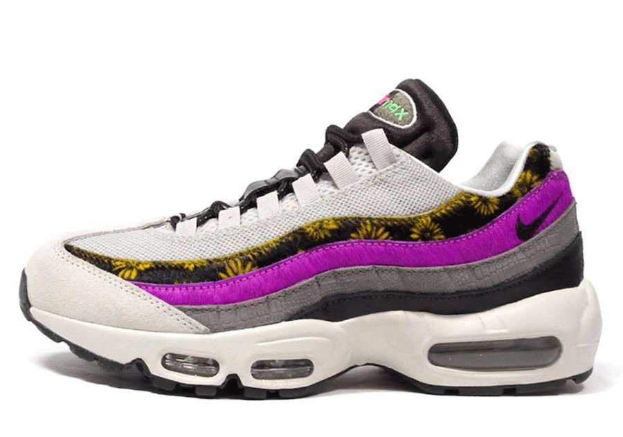 Nike Air Max 95 Pony Hair CZ8102-001 Release Date Info   SneakerFiles