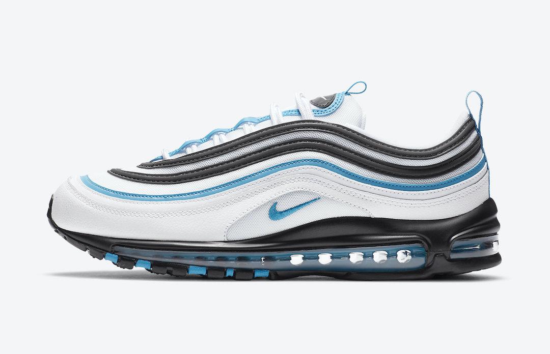 Nike Air Max 97 Laser Blue CZ8682-100 Release Date Info