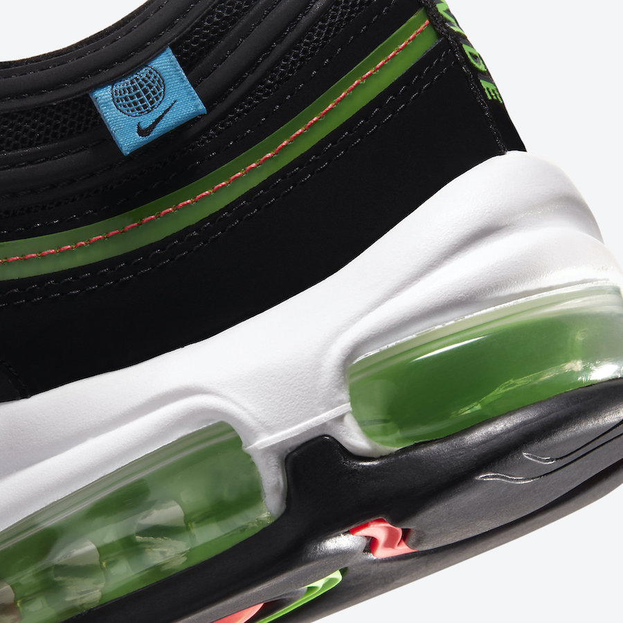 Nike Air Max 97 Worldwide Black CZ5607-001 Release Date Info