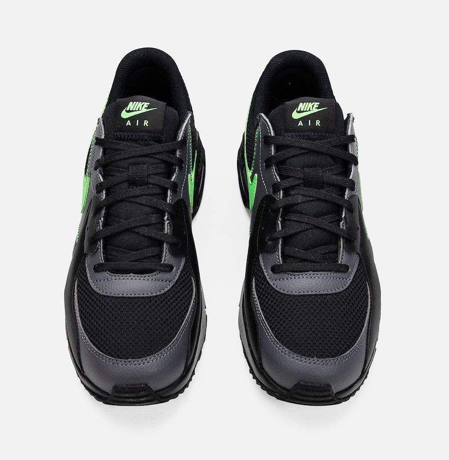 Nike Air Max Excee Green Strike CZ9204-001 Release Date Info