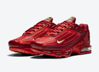 Nike Air Max Plus 3 Red CK6715-600 Release Date Info