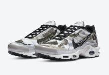 Nike Air Max Plus Brushstroke Camo CZ7553-002 Release Date Info