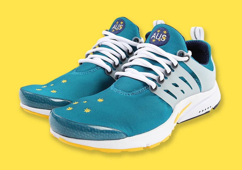 Nike Air Presto Australia CJ1229-301 2020 Release Date Info