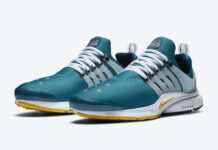 Nike Air Presto Fresh Water Australia CJ1229-301 2020 Release Date