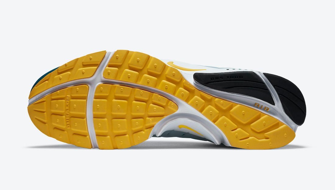 Nike Air Presto Fresh Water Australia CJ1229-301 2020 Release Date