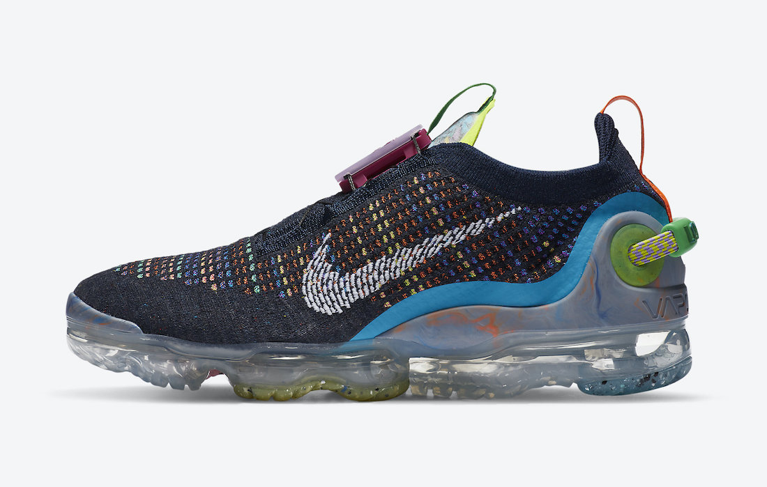 Nike Air VaporMax 2020 Deep Royal Blue CJ6740-400 Release Date Info