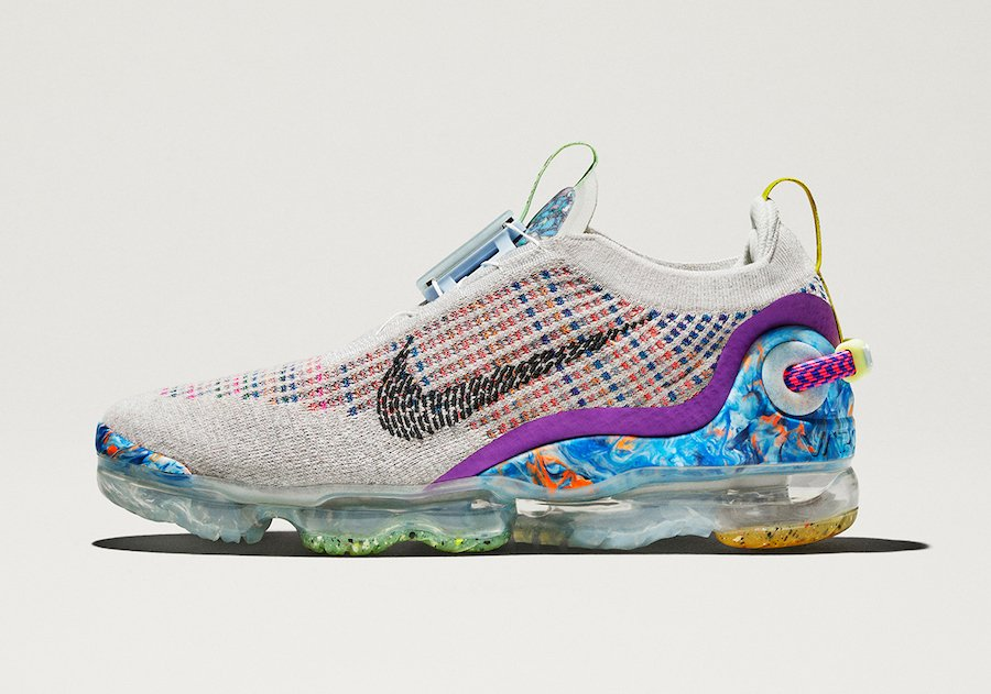 Nike Air VaporMax 2020 Flyknit Multi-Color Release Date Info