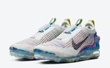 Nike Air VaporMax 2020 Pure Platinum Multi-Color CJ6740-001 Release Date Info