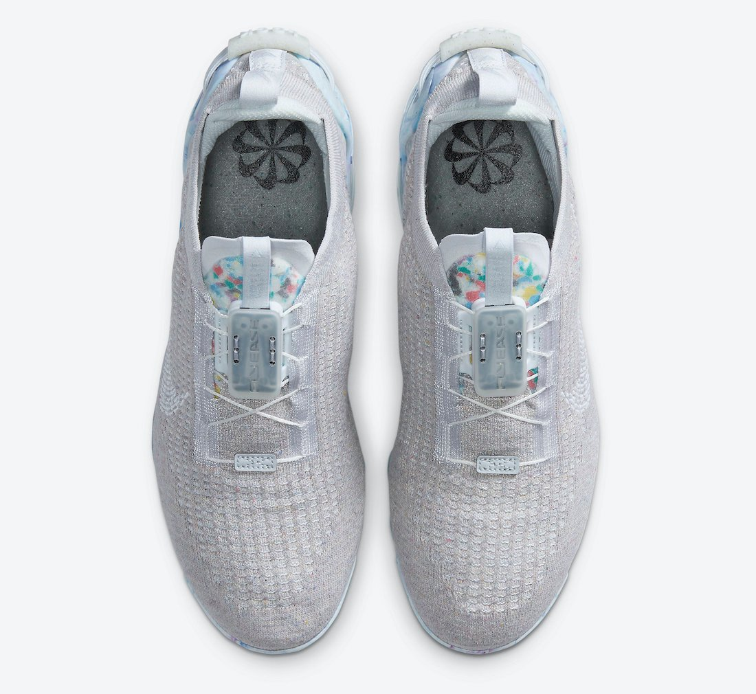 Nike Air VaporMax 2020 Summit White CJ6740-100 Release Date Info