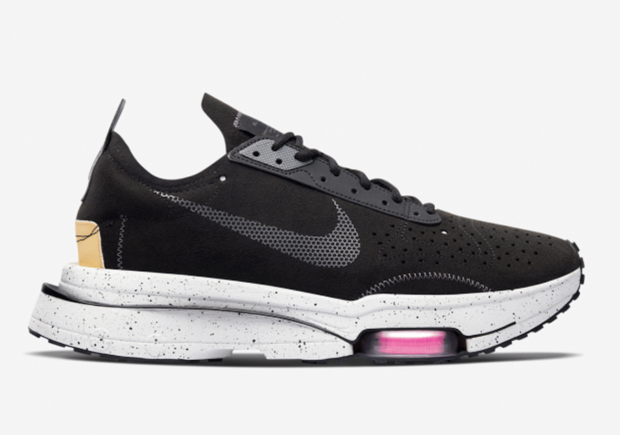 Nike Air Zoom Type Black Pink CJ2033-003 Release Date Info