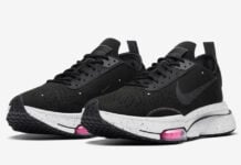 Nike Air Zoom Type Black Pink CJ2033-003 Release Date Info