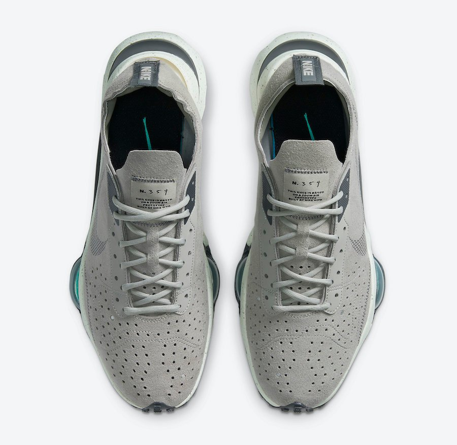 Nike Air Zoom Type College Grey CJ2033-002 Release Date Info