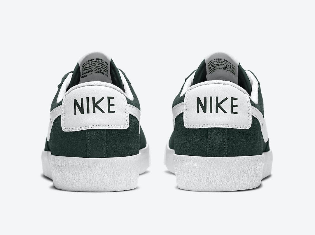 Nike Blazer Low Pro Green CZ4703-300 Release Date Info