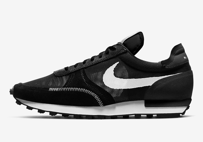 Nike Daybreak Type Black White CJ1156-003 Release Date Info