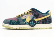 Nike Dunk Low SP Multi-Color Lemon Wash CZ9747-900 Release Details