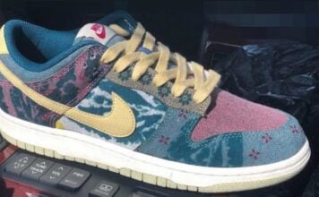 Nike Dunk Low SP Space Hippie Lemon Wash CZ9747-900 Release Date