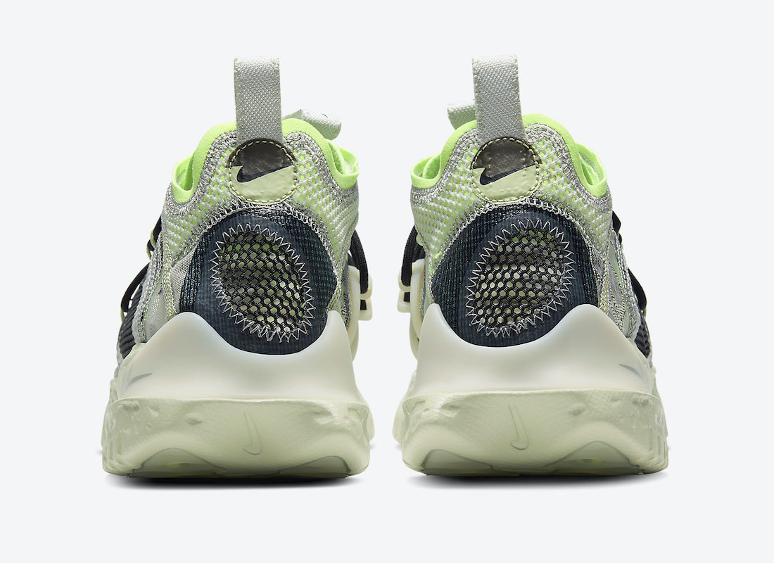 Nike Flow 2020 ISPA Spruce Black Orewood CI1474-001 Release Date Info