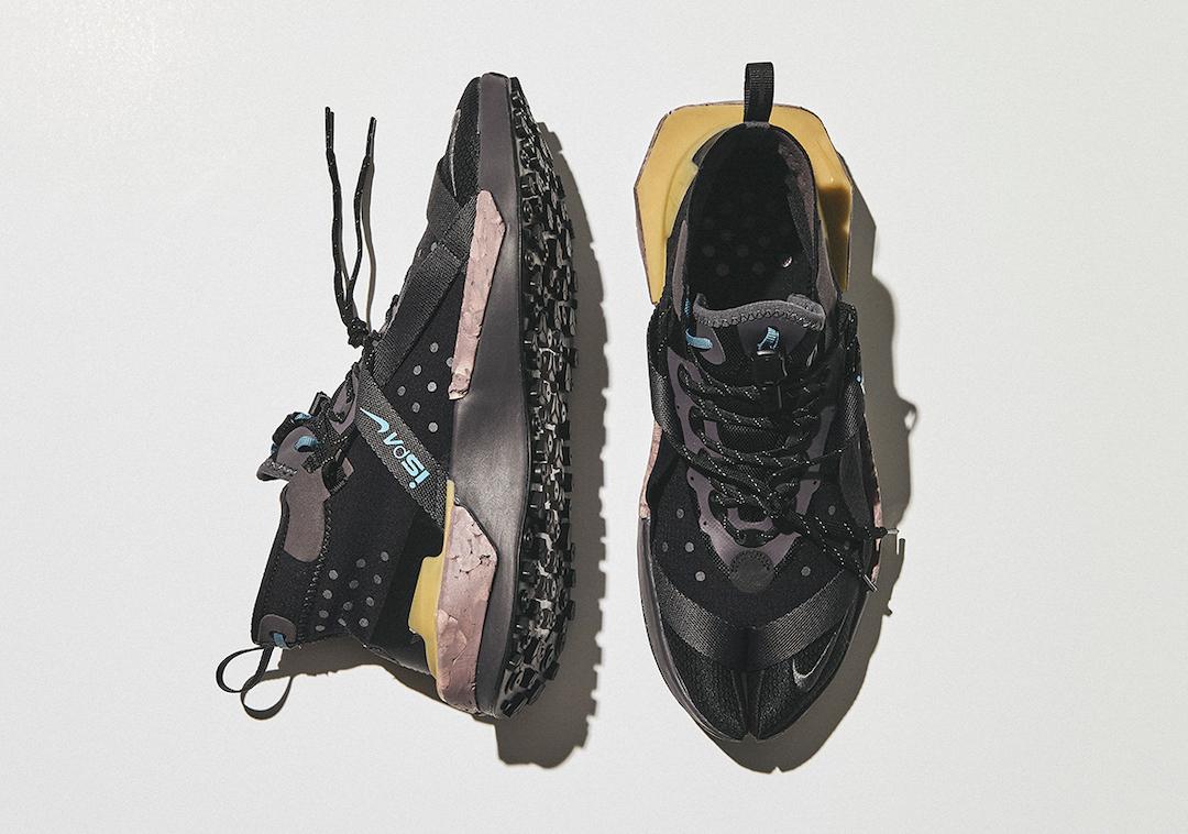 Nike ISPA Drifter Dark Grey Release Date Info