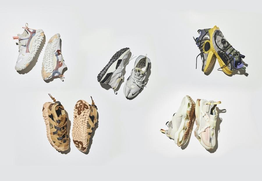 Nike ISPA Fall Holiday 2020 Release Date Info
