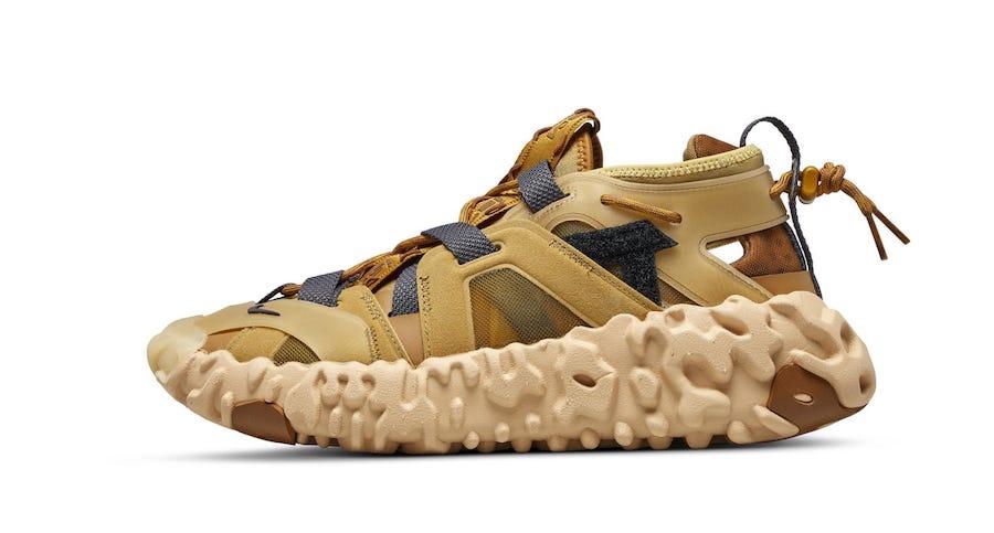 Nike ISPA Overreact Flyknit Sandal Release Date Info